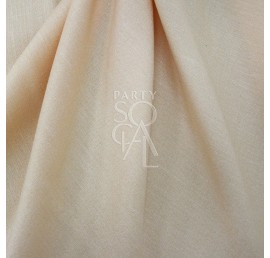 TC Peach Linen Blend Rectangle 132